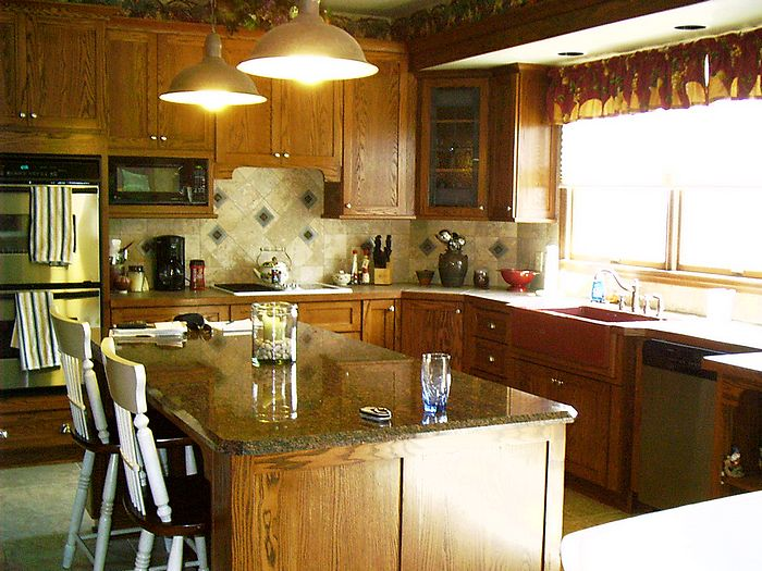 Remodled kitchen in Ross, Ohio (Cincinnati) Picture 5