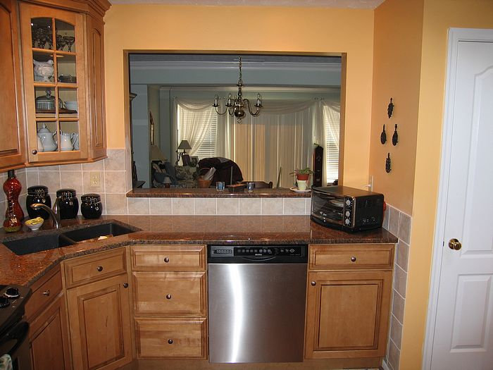 Remodled kitchen in Florence, Kentucky (Cincinnati) Picture 3