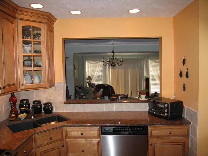 Remodled kitchen in Florence, Kentucky (Cincinnati) Picture 4