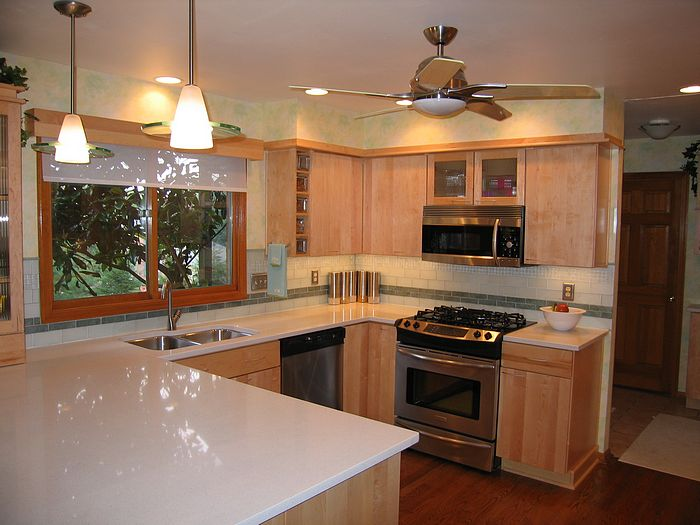 Remodled kitchen in Florence, Kentucky (Cincinnati) Picture 1