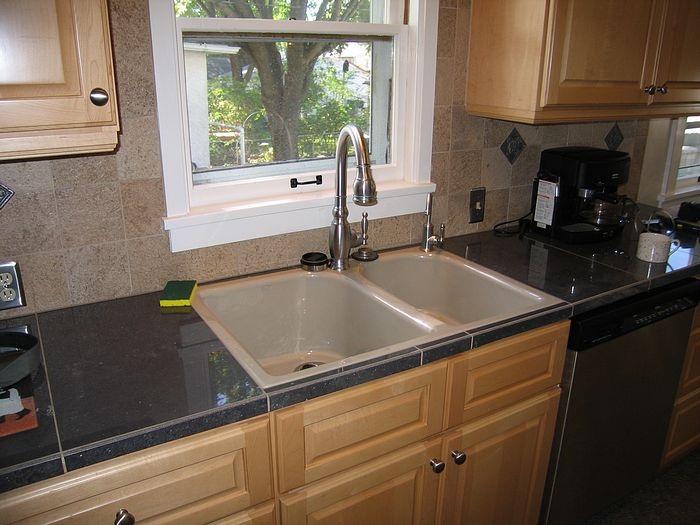 Remodled kitchen in Minneapolis, MN - Picture 4