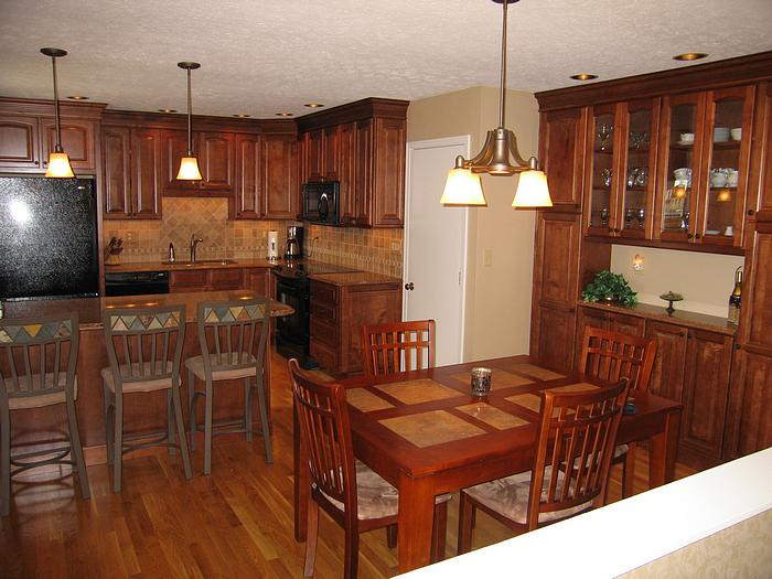 Kitchens pictures of remodeled kitchens for Pictures for kitchen