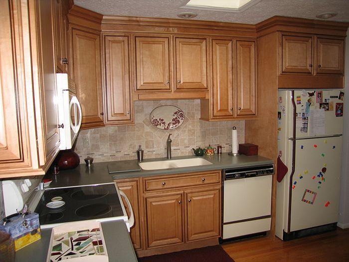 Remodled kitchen in Erlanger, Kentucky (Cincinnati) Picture 3