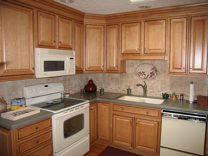 Remodled kitchen in Erlanger, Kentucky (Cincinnati) Picture 2