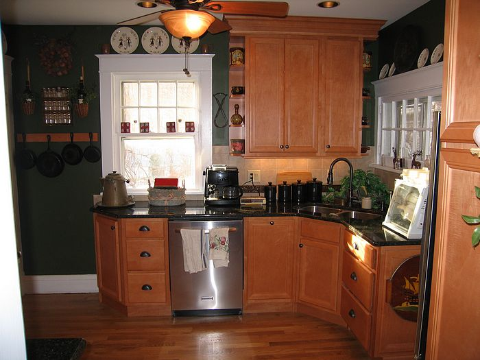 Remodled kitchen in Madeira, Ohio (Cincinnati) Picture 1