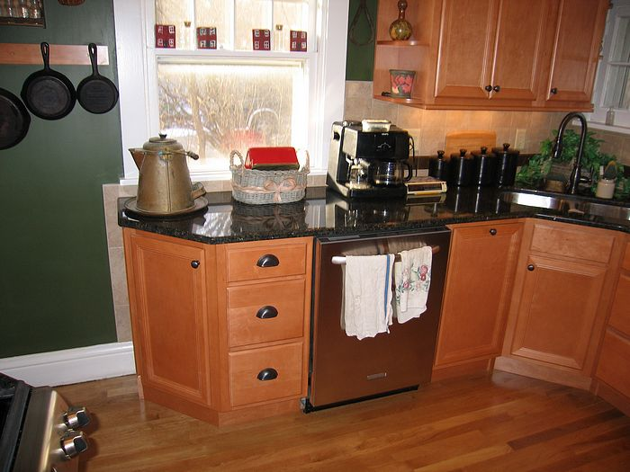 Remodled kitchen in Madeira, Ohio (Cincinnati) Picture 4