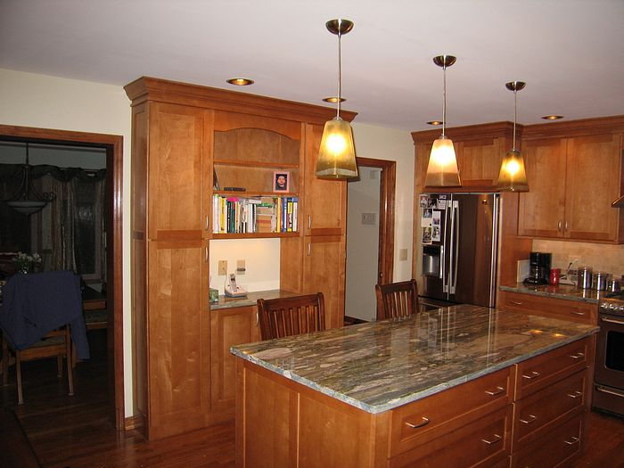 Remodled kitchen in Anderson Township, Ohio (Cincinnati) Picture 2