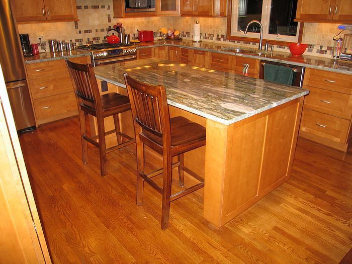 Remodled kitchen in Anderson Township, Ohio (Cincinnati) Picture 3