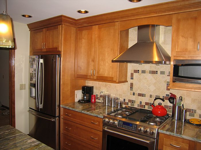 Remodled kitchen in Anderson Township, Ohio (Cincinnati) Picture 4