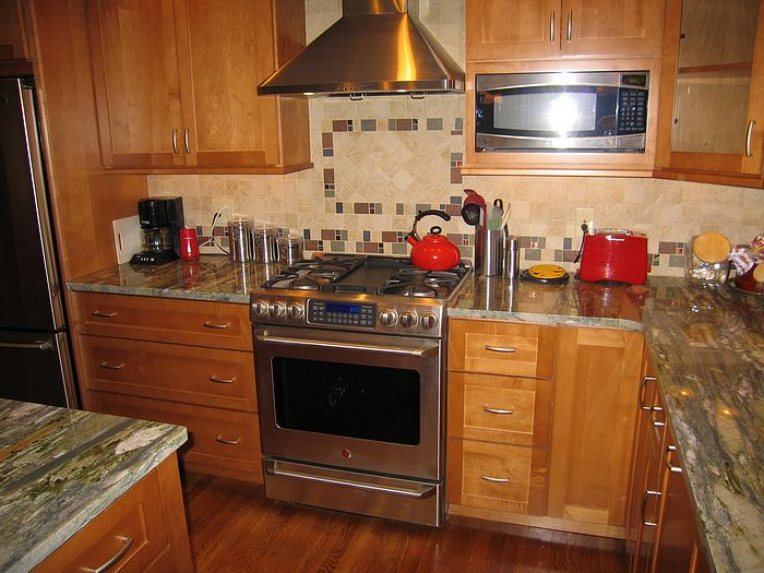 Remodled kitchen in Anderson Township, Ohio (Cincinnati) Picture 5