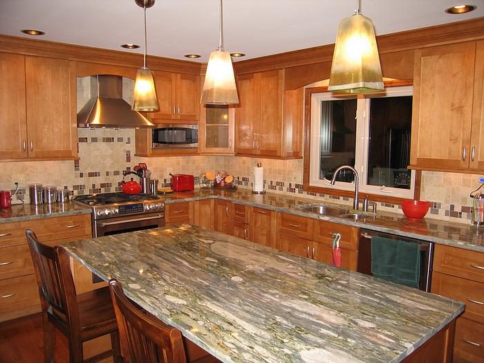 Remodled kitchen in Anderson Township, Ohio (Cincinnati) Picture 6