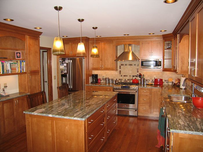 Remodled kitchen in Anderson Township, Ohio (Cincinnati) Picture 7