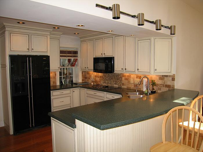Picture new kitchen in Anderson Township, Ohio (3)