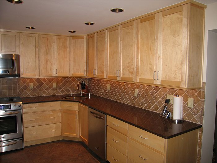 Remodled kitchen in Reading, Ohio (Cincinnati) Picture 4