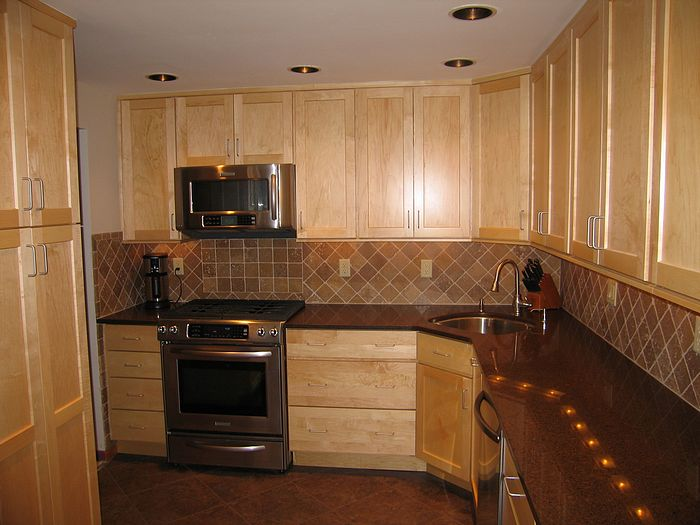 Remodled kitchen in Reading, Ohio (Cincinnati) Picture 3