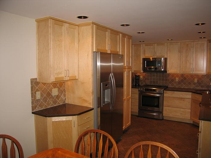 Remodled kitchen in Reading, Ohio (Cincinnati) Picture 2