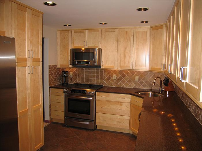 Remodled kitchen in Reading, Ohio (Cincinnati) Picture 5